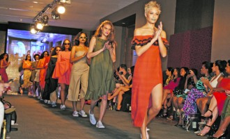 Fashion Takes Centre Stage