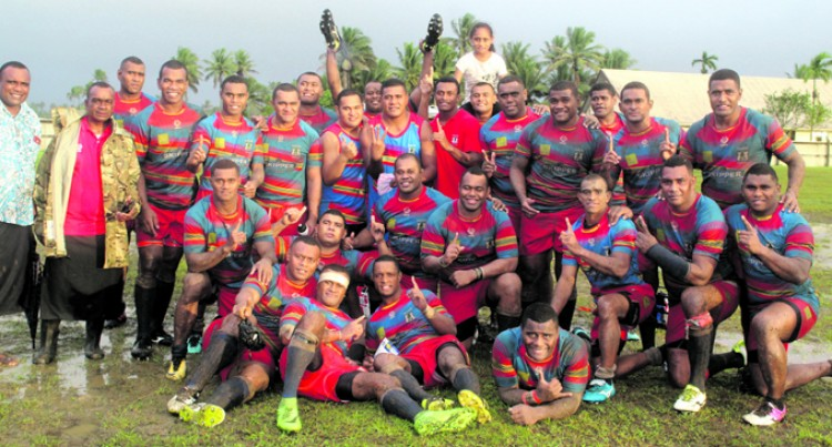 Namosi Win Combat In Wet