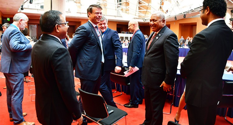 PM Calls On Nations To Take Action