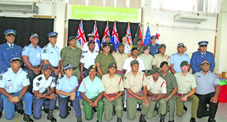 Pacific Islanders Gain Skills From 4-Week Training