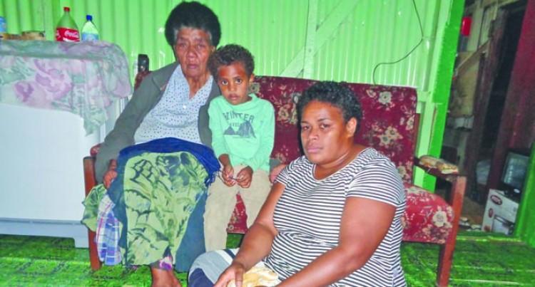 Widow, Family In Shock