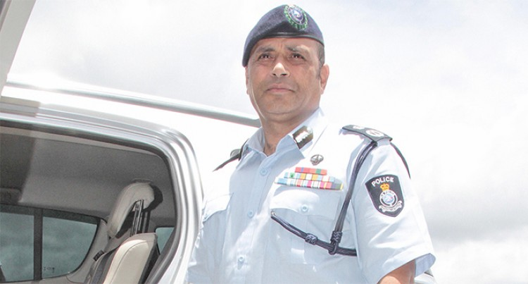 Top Cop Slams NFP