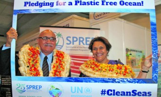 President: Let's All Protect Our Oceans