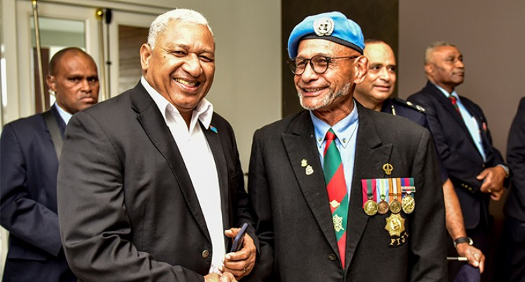 PM Praises Peacekeepers' Proud Legacy