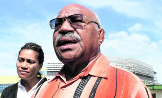 Analysis: Why Lynda Tabuya Backs Sitiveni Rabuka To The Hilt