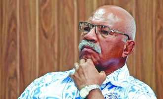 Rabuka: Why We're Losing Confidence in Supervisor of Elections, Electoral Commission