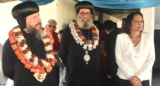 $15 Million Project For Orthodox Church Here