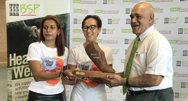 Support For Suva Marathon