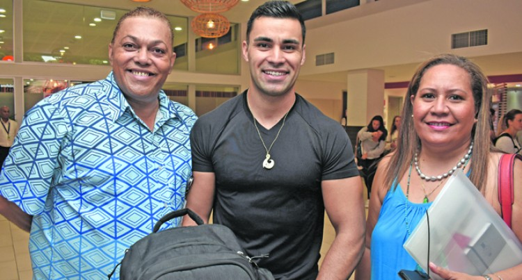 Time for the world to see Fijian fashion: Tongan star