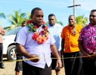 New Access Road For Farmers In Dreka, Cakaudrove