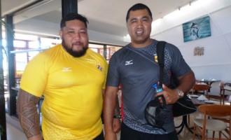 Kefu: Tonga Aim To Get Job Done