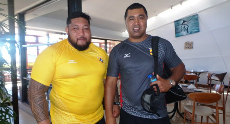 Kefu: Tonga Aim To Get Job Done