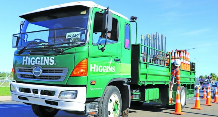 Higgins Continue To Invest In Specialised Equipment