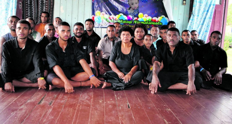 Children Remember Tui Wailevu  As Selfless Chief, Village In Mourning