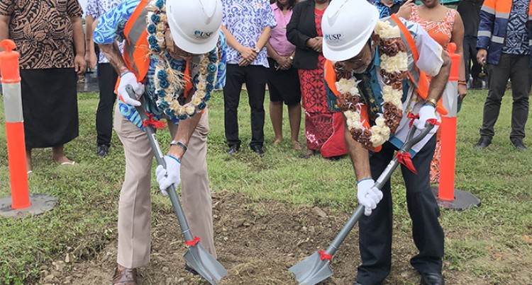 $4.4m Road Project For USP