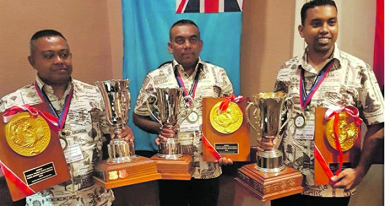 Fiji's Own Local Toyota Champions