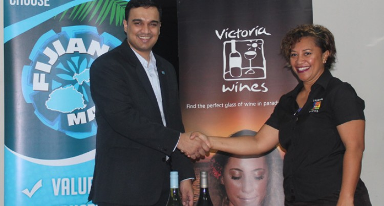 Victoria Wines Confirms UN Meeting Support