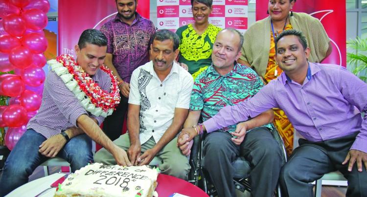 Trustees Endorse 5 For Volunteer Programme