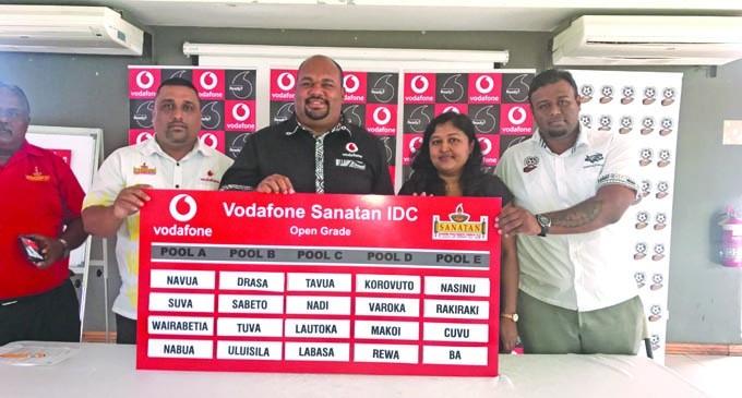 30 Teams For Sanatan IDC
