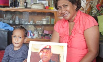 Wife Describes Late Husband As A Dedicated Soldier