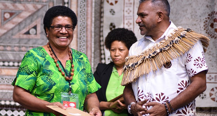 50 Women Artisans  Receive Their Fijian  Crafted Licences