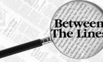 between the lines: 16th January, 2019