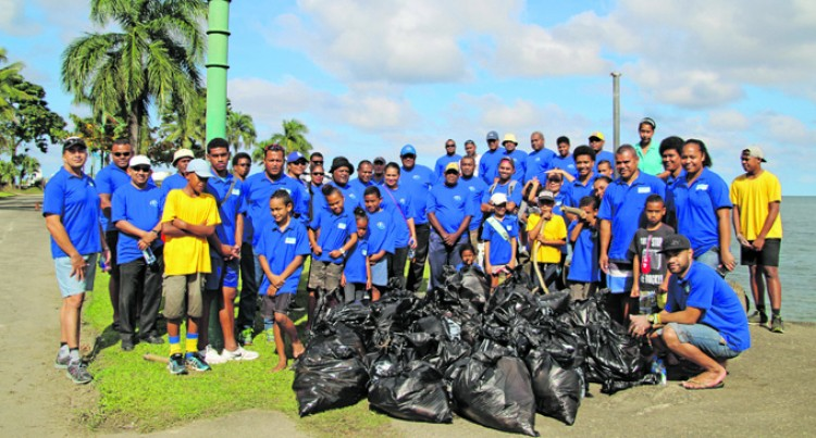 FPCL, MSAF And FSHL Team Up For Clean-Up Campaign