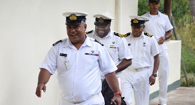 Court Martial – Navy Four Plead Guilty