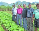 Climate Smart Farmers Impress Agri Officer