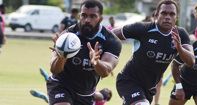 Fiji Airways Flying Fijians On Course