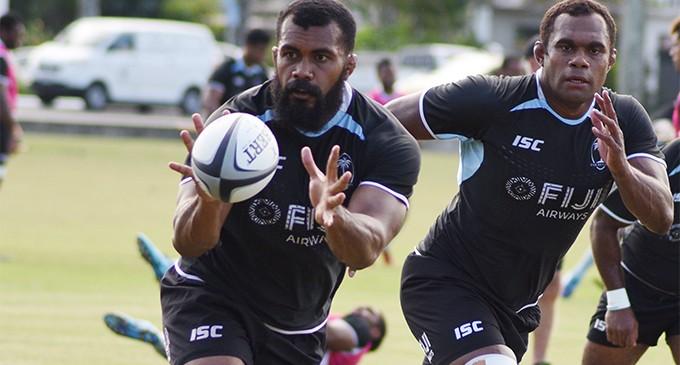 Fiji Airways Flying Fijians On Course
