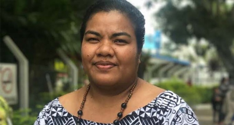 Artisan says art connects her to her iTaukei identity