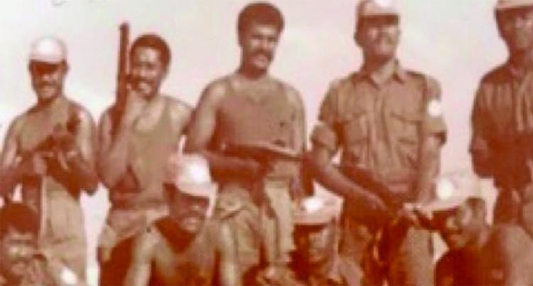 Remembering 40 Years  Of Peacekeping