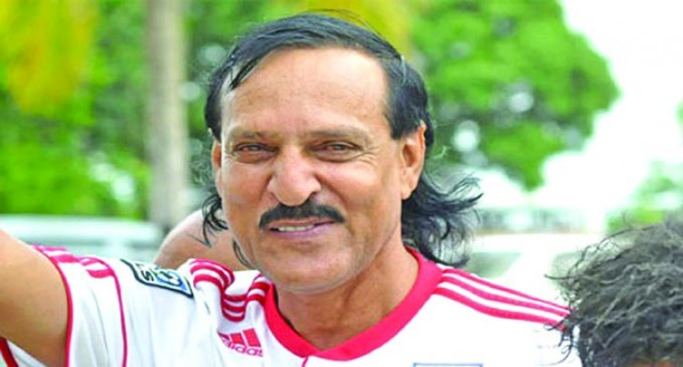 Wily Coach Returns To Suva