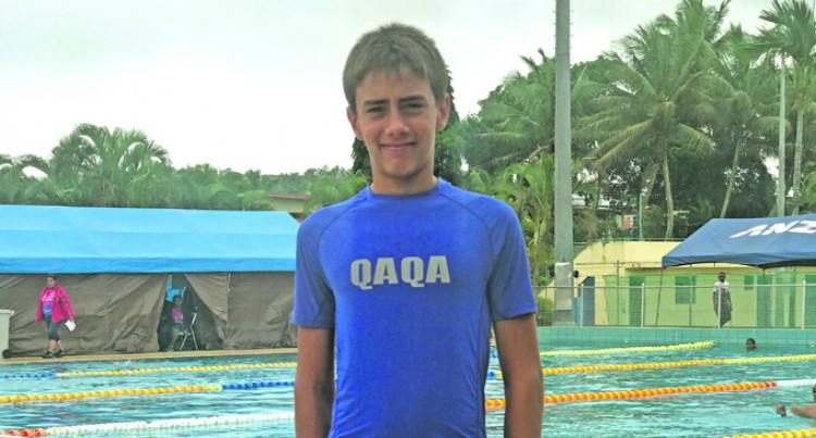 Young New 400m Freestyle Record