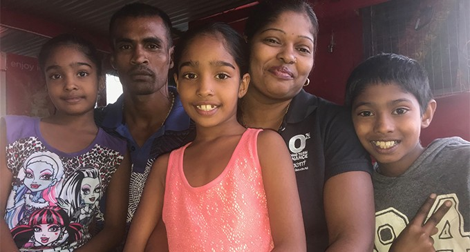 Families Praise Budget