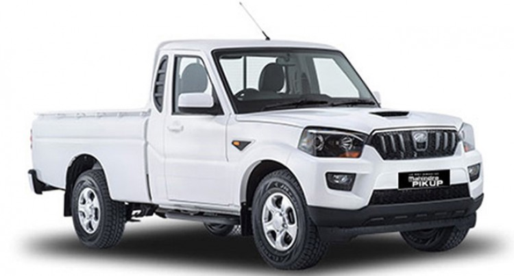 Mahindra Scorpio Pik-Up – Ideal Off Roader Comfortable Ride