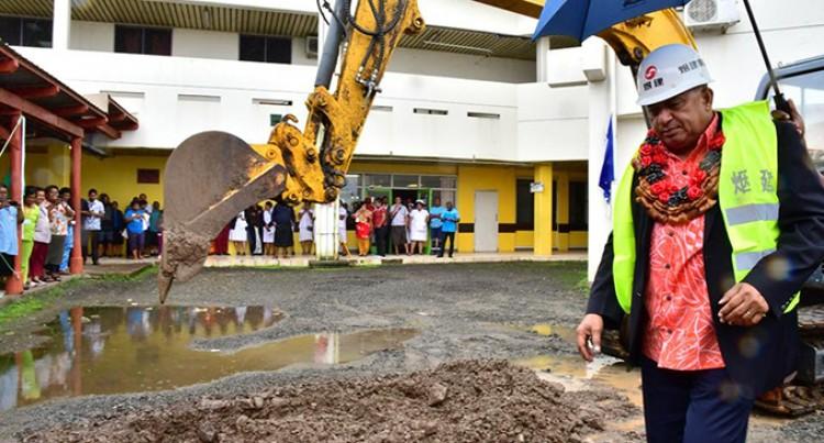 Fiji Sun – Colonial War Memorial Hospital Maternity Ward