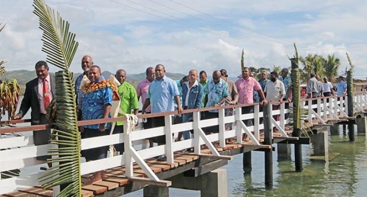 New Crossing Opens In Qoma, Tailevu