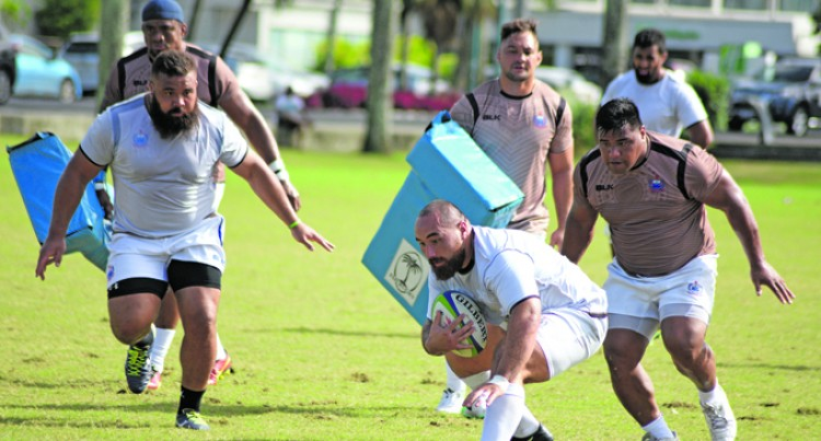 Tafua Makes Changes For Tonga Clash