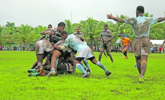 Suva Forwards Shut Out Rewa