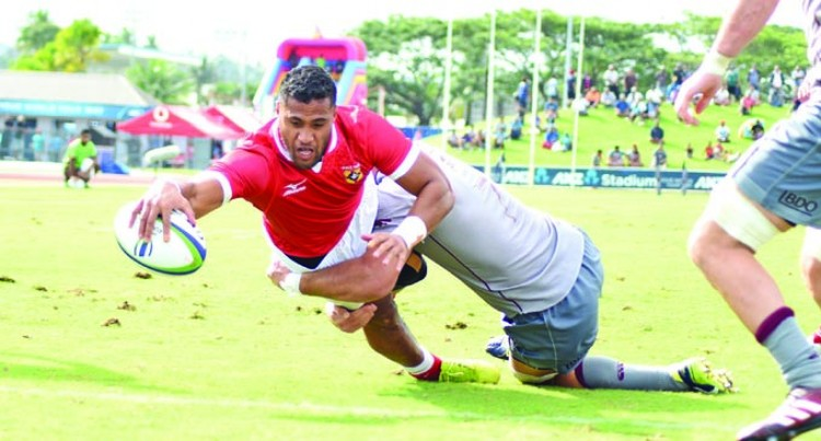 Georgia Ready For Flying Fijians