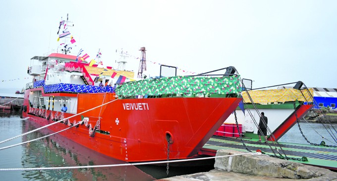 Veivueti to Better Medical Services to Maritime Islands