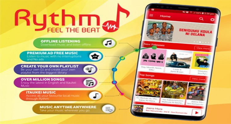 Feel The Rhythm With Vodafone