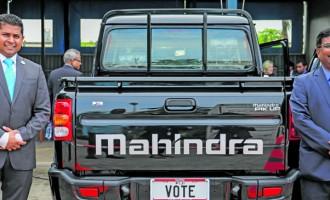 India Hands FEO Off-Road Vehicles