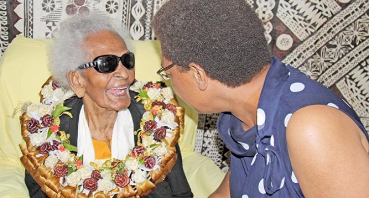 Gau Woman Turns 102