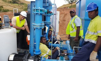 Calédonienne des Eaux Committed to Fiji and Pacific