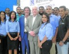 Remington Business System Staff Applauded
