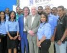 Remington Business System Staff Applauded