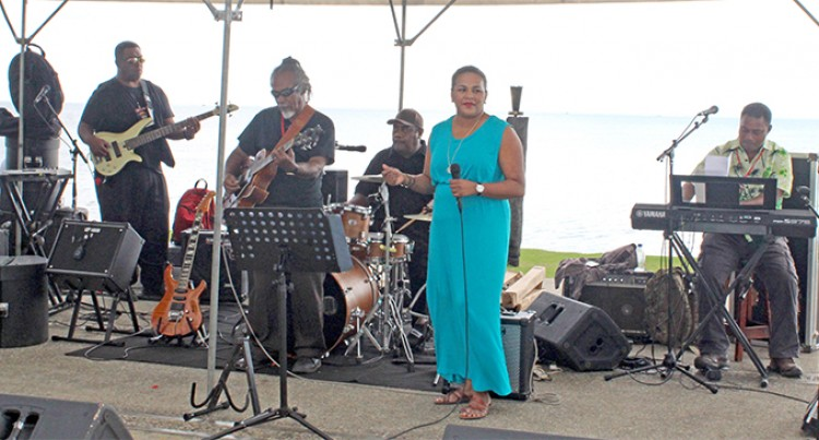 Event Honours Jazz, Blues Musicians